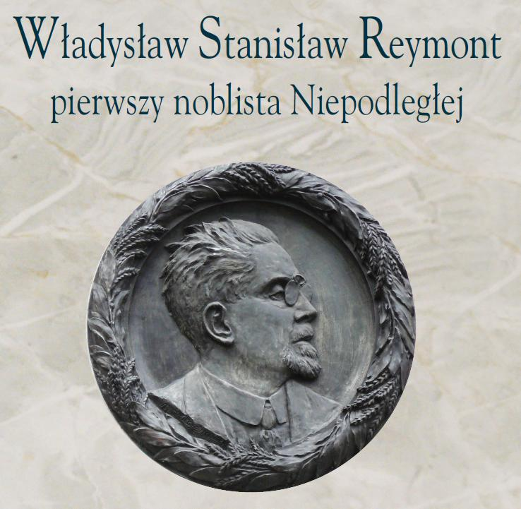 W Ultra Władysław Stanisław Reymont – pierwszy noblista Niepodległej US97