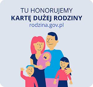 Logotyp Karta Dużej Rodziny