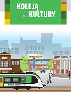 Logotyp Projektu Koleją do Kultury